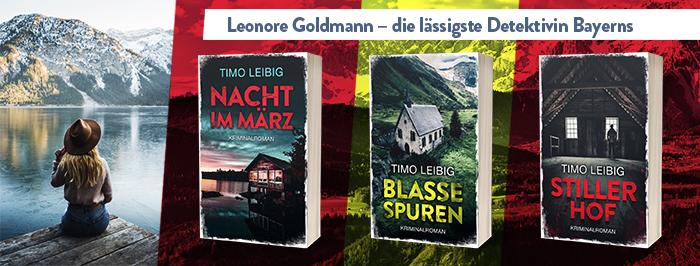 Leonore Goldmann ermittelt, Stiller Hof von Timo Leibig