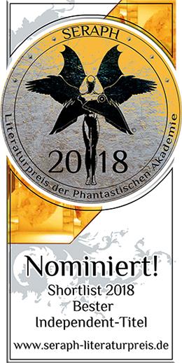 Seraph 2018 Nominiert!