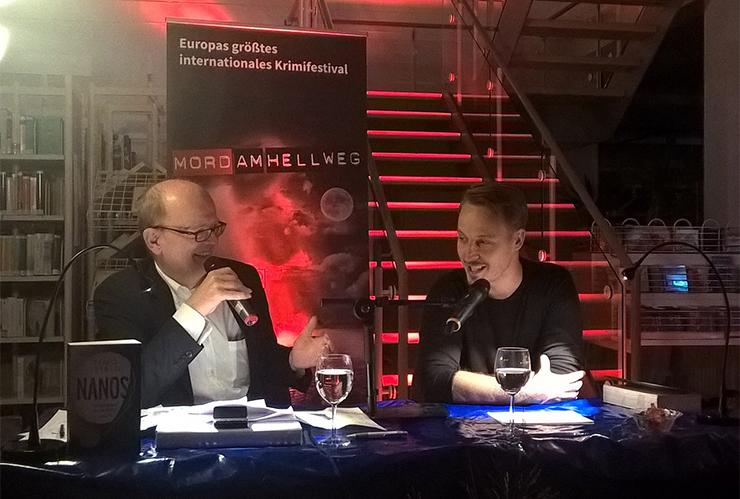Timo Leibig bei Mord am Hellweg 2018