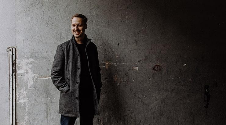 Schriftsteller Timo Leibig