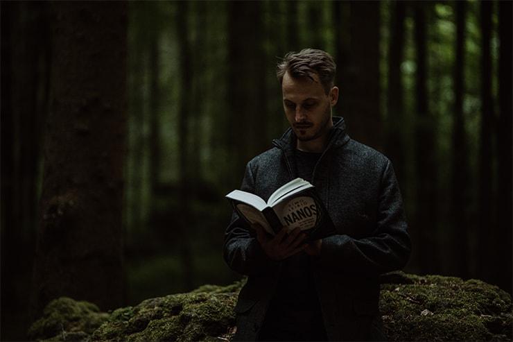 Timo Leibig liest